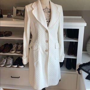 Banana Republic off white cotton jacket - NWT